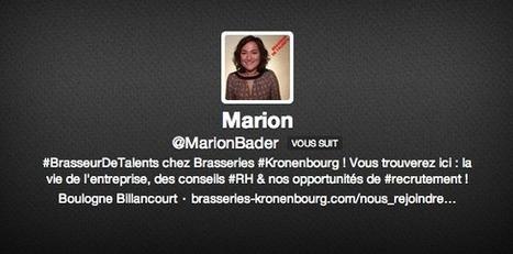 Comptes Twitter Carrières & Recrutement : Quelles sont les bonnes pratiques ? - #rmsnews | Communication interne (et réseaux sociaux) | Scoop.it