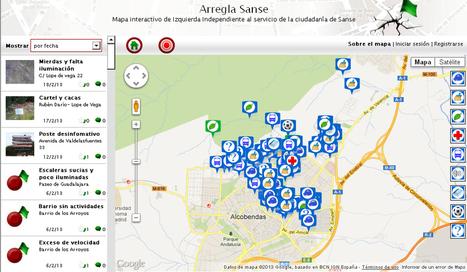 [San Sebastián de los Reyes] OPENDATA: se toman, se conciben y miden ciertas decisiones sobre lo urbano.   Machines Pensantes   Scoop.it