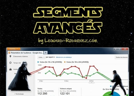 Segments avancés Google Analytics : tutoriel et exemples | Web Analytics | Scoop.it