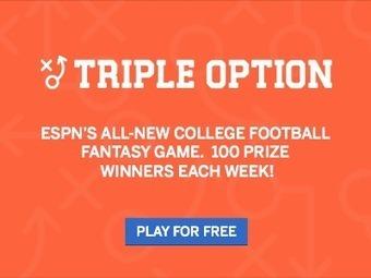 ESPN Triple Option | CLOVER ENTERPRISES ''THE ENTERTAINMENT OF CHOICE'' | Scoop.it