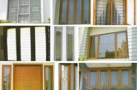 Bahan Pembuatan Teralis Jendela Minimalis | Property | Scoop.it