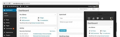 WordPress 3.8.1 actualizado automáticamente - Servimida.com | Tecnología Web | Scoop.it