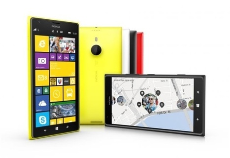 Lumia 1525 Tipped to Feature Snapdragon 801, Nokia by Microsoft Branding | Business & Technology News | Scoop.it