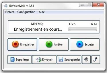 Comment envoyer un message vocal par email   Astuces Informatique   Scoop.it