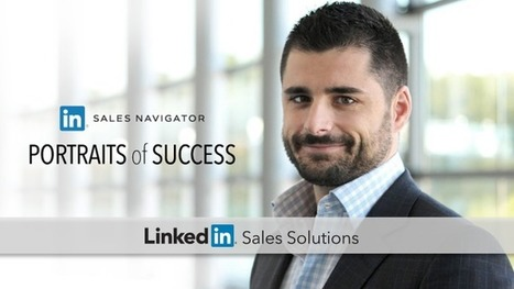 How SAP's Freddy Borsellino Uses Sales Navigator to Close Better Deals | Social Selling:  with a focus on building business relationships online | Scoop.it