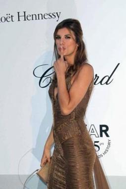 Elisabetta Canalis, amore ritrovato serena con se stessa « La ... | JIMIPARADISE! | Scoop.it