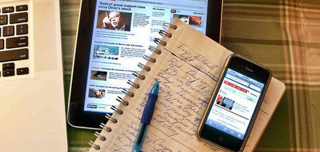 [#SocialMedia] Comment les journalistes perçoivent les #RéseauxSociaux ? via @ARNAUDVERCHERE @SiecleDigital - Sébastien Bourguignon | le 2.0 à mon service | Scoop.it