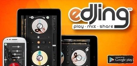 Edjing, ou comment se transformer en DJ sur Android | Téléphone Mobile actus, web 2.0, PC Mac, et geek news | Scoop.it
