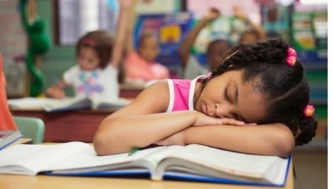 Why Sleeping May Be More Important Than Studying | Education | Scoop.it