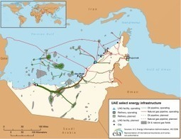 UAE Energy Profile: One Of 10 Largest Oil And Natural Gas Producers In World ... - Eurasia Review | Alternative Energy Resources Development | Scoop.it