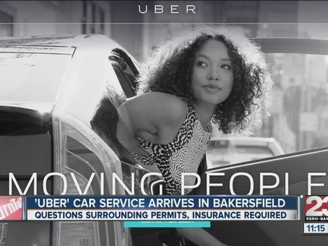 Taxi cab drivers against lack of regulation on ride share services like Uber | private taxi fleets | Scoop.it