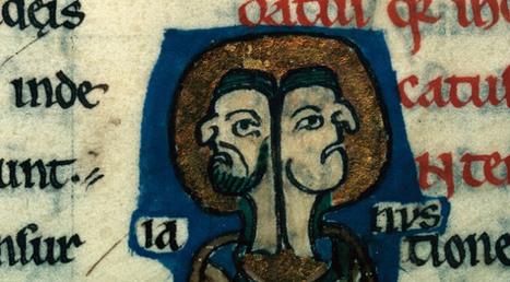The Secrets of Medieval Fonts | Edition, représenation critique et digital humanities | Scoop.it