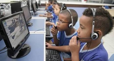 {E as rurais?} Escolas públicas urbanas têm acesso universal a computadores, mas só 6% os usam em salas de aula | Escola Laboratório e outras experiências em áreas rurais | Scoop.it