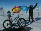 Un español llegó al Polo Sur en bicicleta | 20140118 | Bici & ciudad | Scoop.it