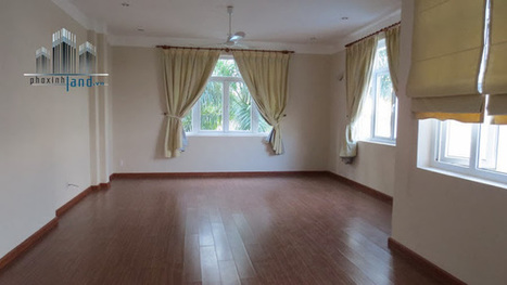 VILLA FOR RENT IN DISTRICT 2 UNFURNISHED, 4500 USD. ~ CITYHOUSE-APARTMENT FOR RENT IN HCMC | Hoang Anh Riverview - City house apartment for rent | Scoop.it