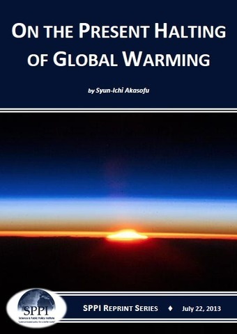 New paper finds global warming since the Little Ice Age explained by natural processes, not man-made CO2 | Global Warming | Scoop.it