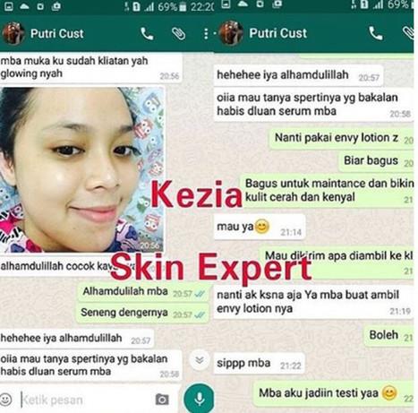 Cream KEZIA Skin Expert Untuk Jerawat (Acne Series) | Cream Pemutih Wajah Bagus dan Aman | Scoop.it