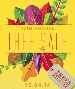 Annual Trees Atlanta sale is Oct. 4 at Carter Center - Atlanta Intown | Atlanta Intown Living | Scoop.it