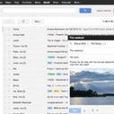 Gmail introduit une nouvelle façon de rédiger des emails | Actualité sur Google | Scoop.it