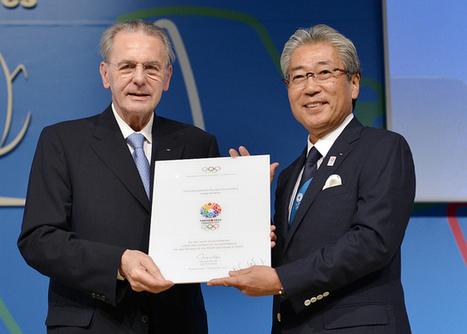 Tokyo 2020 : L'attribution des Jeux a-t-elle été entachée de corruption ?   Mauvaises pratiques dans le sport pro   Scoop.it