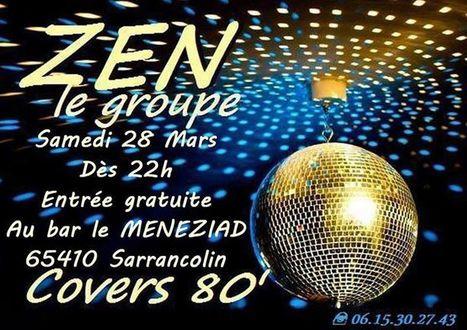 Concert des années 80 à Sarrancolin le 28 mars  | Facebook | Vallée d'Aure - Pyrénées | Scoop.it