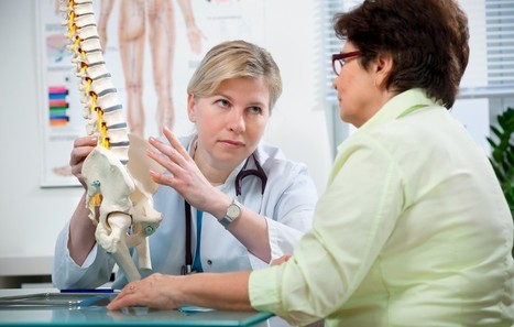 Not Just for the Twilight Years: Disc Pain Strikes Anyone at Any Age | MedWell Spine, OsteoArthritis & Neuropathy Center | Scoop.it