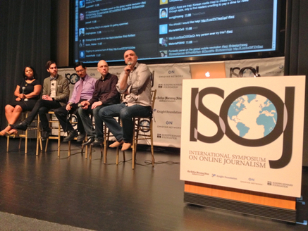 #ISOJ 2013: How News Organizations Can Adapt to Digital Disruption | DSLR video and Photography | Scoop.it