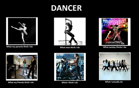 Dancer   What I really do   Scoop.it