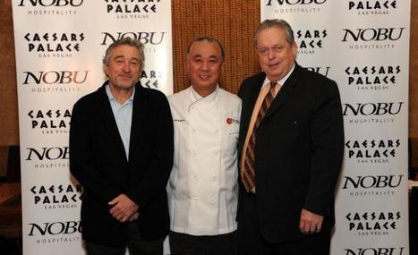 Nobu to Open Luxury Hotel at Caesar's Palace - Exec Digital | Diary of a serial foodie | Scoop.it