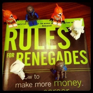 Why We Need Rule Breakers and Rule Makers | Brass Tack Thinking | Business Insights | Scoop.it