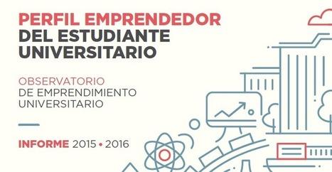 Un tercio de los universitarios españoles sueña con emprender | Educación a Distancia y TIC | Scoop.it