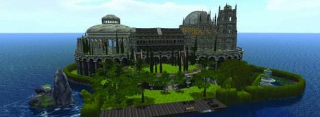Castle XXL oar for sim opensim - Opensim OAR Marketplace | SirinHGpole  Ingenierie Opensim | Scoop.it