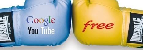 Le bras de fer Free contre Google | Evolution et développement | Scoop.it