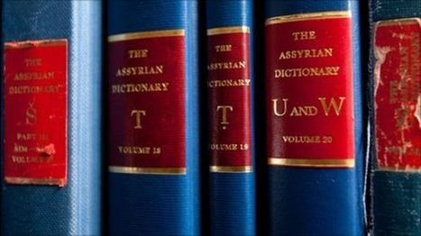 Dictionary of dead language complete after 90 years - BBC News | Addicted to languages | Scoop.it