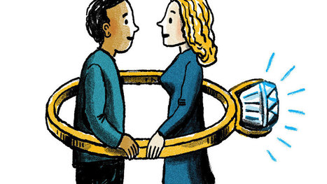With Engagement Rings, Love Meets Budget - New York Times | Romance | Scoop.it