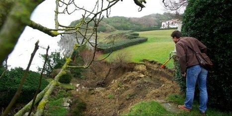 Saint-Jean-de-Luz reconnue en état de catastrophe naturelle   BABinfo Pays Basque   Scoop.it