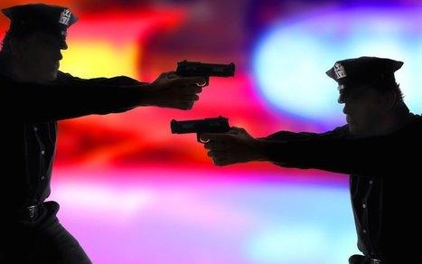 Trigger-Happy Cop Shot One of His Own and Kept Blasting Away   Upsetment   Scoop.it