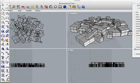 Générer un motif (processing) avec un capteur physique (arduino ... | Open Hardware | Scoop.it