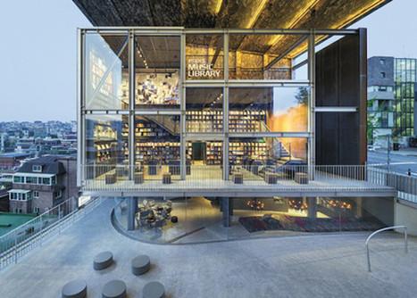 Public library of 10,000 vinyl records opens in South Korea | -thécaires | Actualité(s) des Bibliothèques | Scoop.it