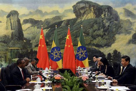 L'Ethiopie, la bonne élève de la Chinafrique | Afrique et Intelligence économique  (competitive intelligence) | Scoop.it
