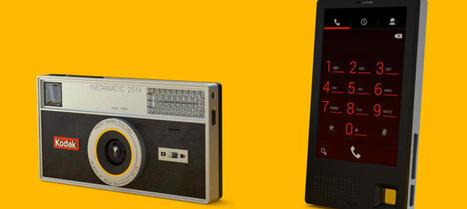 La transformación de Kodak: de gigante de la fotografía a tener su propio 'smartphone' | Managing Technology and Talent for Learning & Innovation | Scoop.it