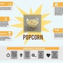 Popcorn! Infographic | Infographics | Scoop.it