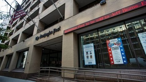Struggling Newspapers Sell Off Old Headquarters | Newspaper Industry of the future | Scoop.it