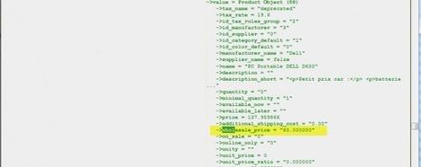 Prestashop 1.4 faille de sécurité SMARTY | Onasus | super theme de base prestashop 1.5 | Scoop.it