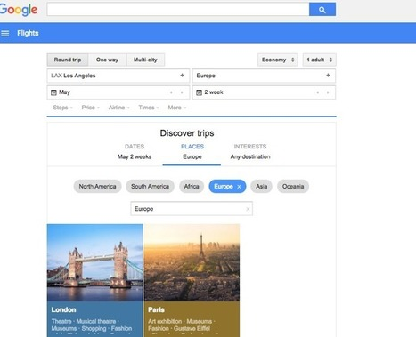 The Best Tips for Finding Cheap Airfare With Google Flights | Bazaar | Scoop.it