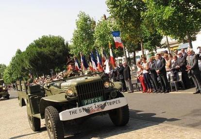 Pas la foule au défilé du 14Juillet #Châtellerault | ChâtelleraultActu | Scoop.it