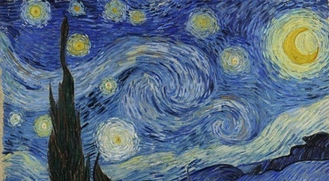 Si les toiles de Van Gogh étaient animées | Slate | De l'art | Scoop.it