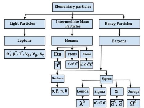 Physics: Elementary Particles - Educate Sansar   Educate Sansar   Scoop.it