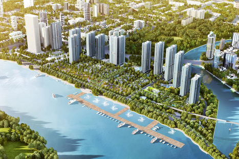 Riverfront Construction Could Raise Saigon's Inner City Temperatures | Liên-Viêt Réseau culturel France Vietnam | Scoop.it