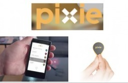 Internet des objets : l'appli Pixie (Israël) permet deretrouver ses objets ÉGARÉS - Israël Science Info | Machines Pensantes | Scoop.it